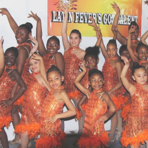Latin Fever Salsa On2 Kids Program