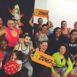 Latin Fever On2 Zumba Class