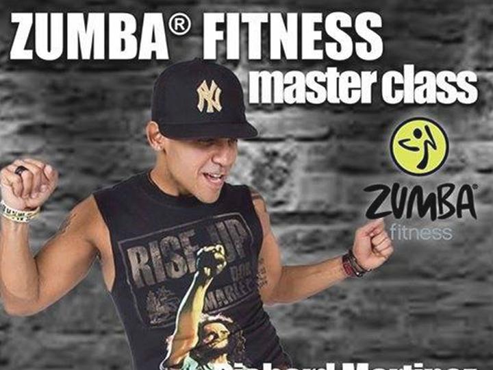 Zumba Master Class on May 21st