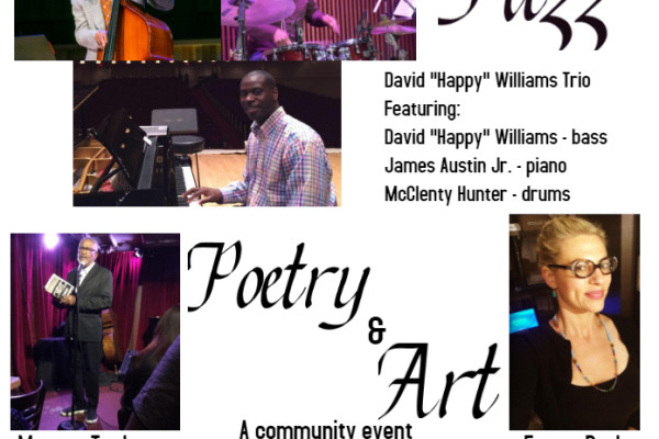 Ditmas Unites Presents Jazz, Poetry and Art